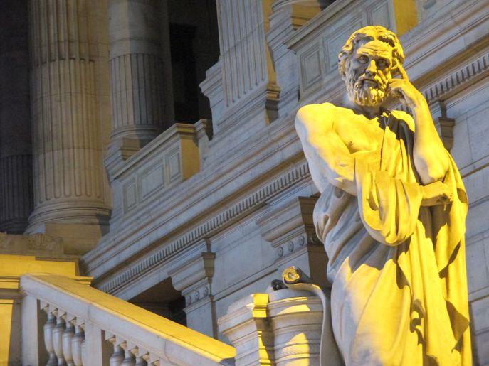 Άγαλμα Λυκούργου_Δικαστικό μέγαρο_Βρυξέλλες