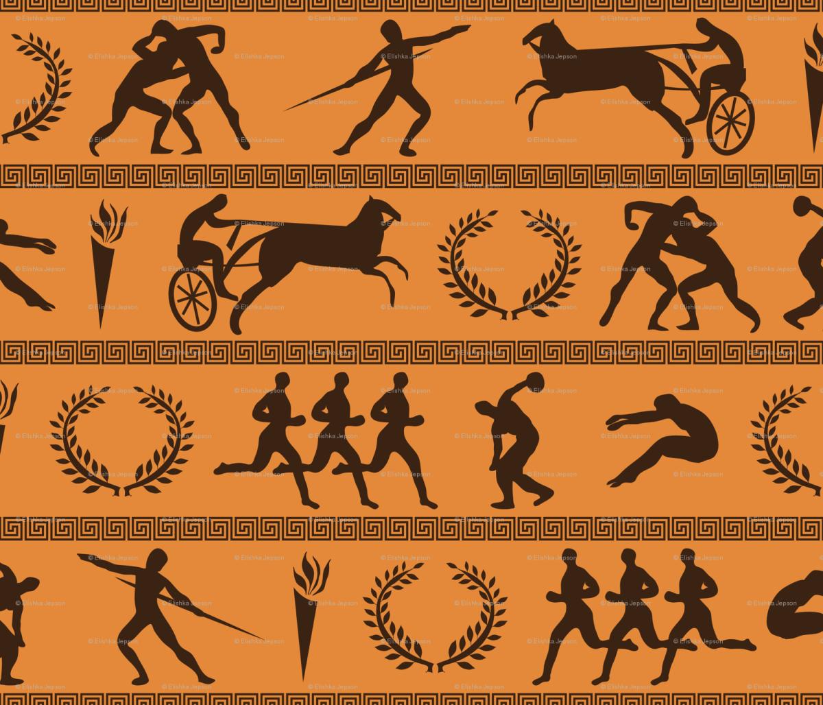 Αρχαία Ελλάδα Ολυμπιακά αγωνίσματα  - Ολυμπιονίκες