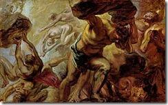 τιτανομαχία (πίνακας Ρούμπενς)