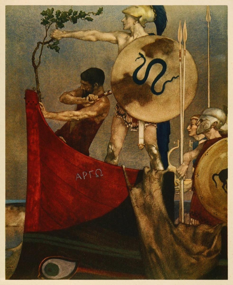 Αργοναυτική εκστρατεία (περί το 1225 π.Χ)
