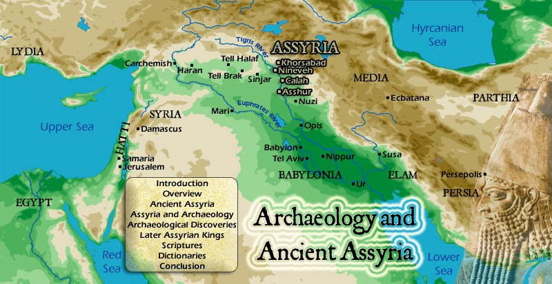 map_archaeology_assyria_shg
