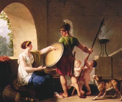 αρχαία σπάρτη διδασκαλία