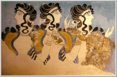 γυναίκες στην αρχαία ελλάδα