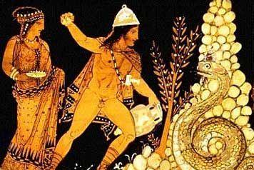 Κάδμος και ο Ισμένιος δράκων