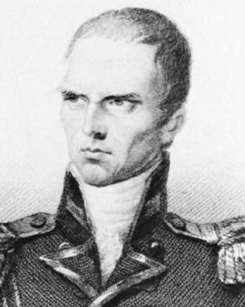 Sir Hudson Lowe ο διοικητής του Longwood