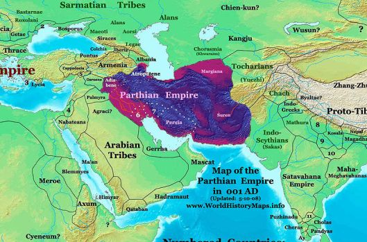 Παρθιανή αυτοκρατορία