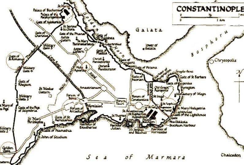 Χάρτης βασιλεύουσας