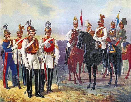 Μάχη της Άλμα_Ρωσικό ιππικό