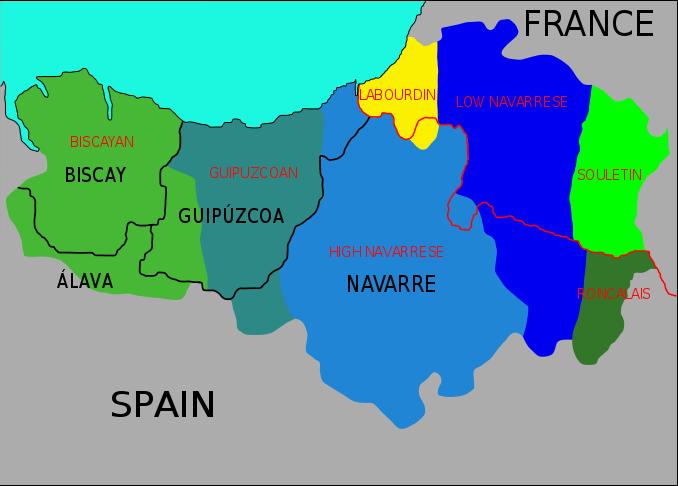 Βασκικές διάλεκτοι_wikipedia