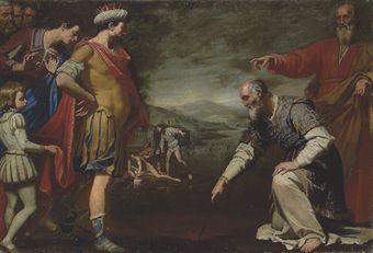Ο κύκλος του Ποπίλιου_πίνακας του Λορέντζο Λίππι_Φλωρεντία_πηγή christies.com