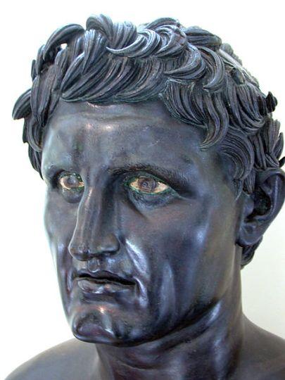 Σέλευκος Α' ο Νικάτωρ ιδρυτής της δυναστείας των Σελευκιδών_μουσείο Νάπολης