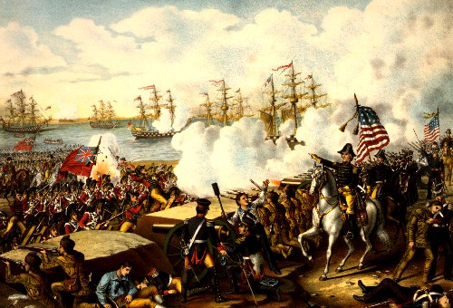 Battle of New Orleans-500-1