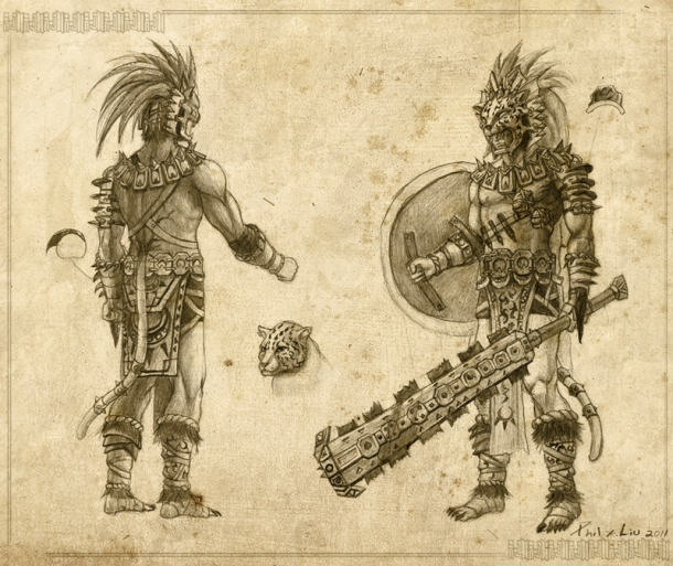 Ιαγουάροι πολεμιστές