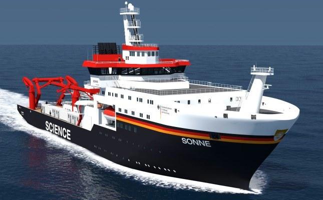 Ερευνητικό σκάφος Sonne