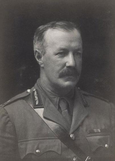 Ταξίαρχος John Charteris