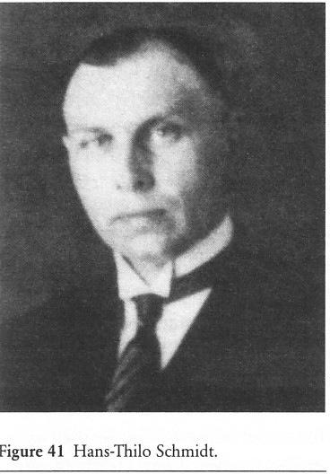 Χανς - Θίλο Σμιντ