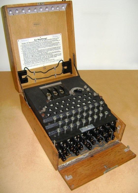 The German Wehrmacht Enigma -Το Αίνιγμα που παρέλαβε ο Γερμανικός στρατός