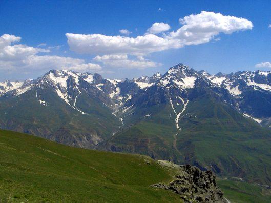 Όρη Τατζικιστάν