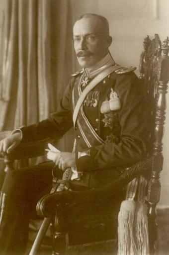 Γουλιέλμος του Βηδ Πρίγκηπας Αλβανίας