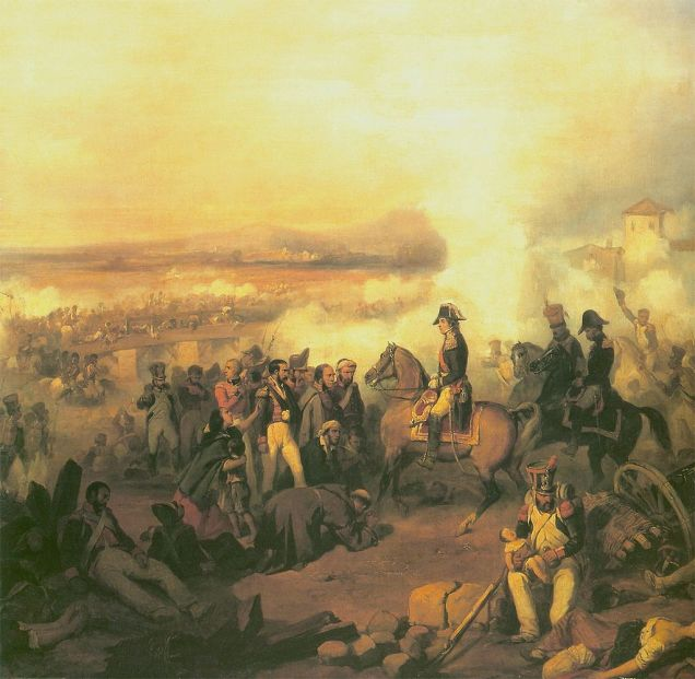 Ο Στρατάρχης Jean de Dieu Soult στην μάχη του Πόρτο