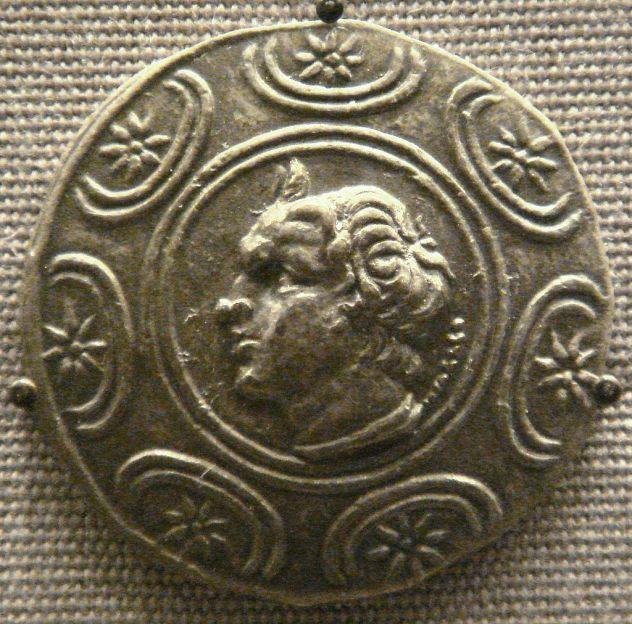 Νόμισμα Αντιγόνου Γονατά_Βρετανικό μουσείο