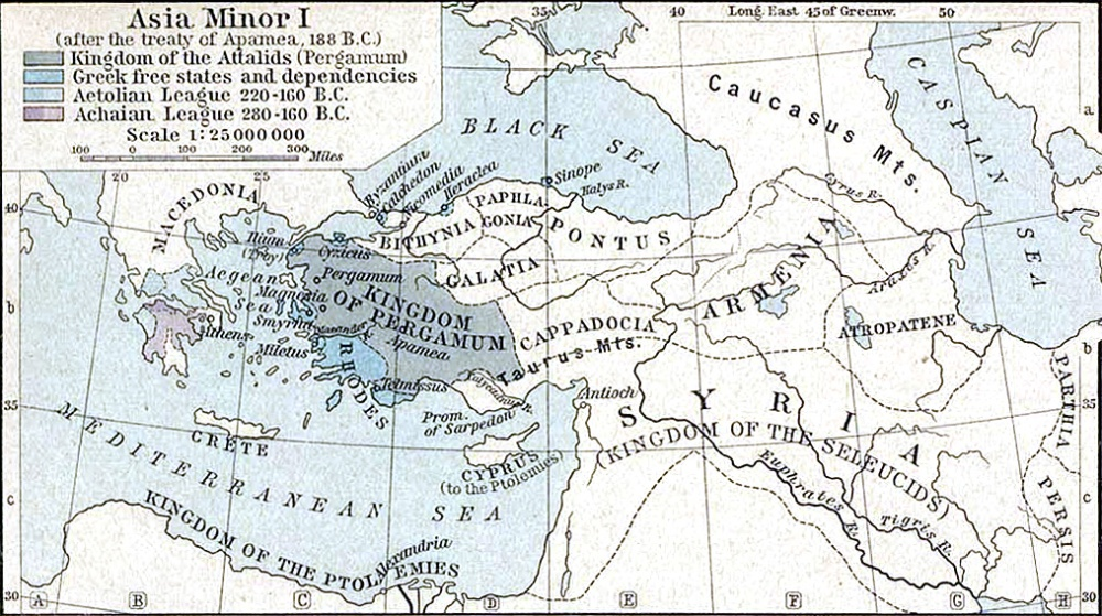 Βασίλειο Ατταλιδών (Περγάμου)