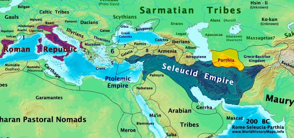 Βασίλειο Σελευκιδών