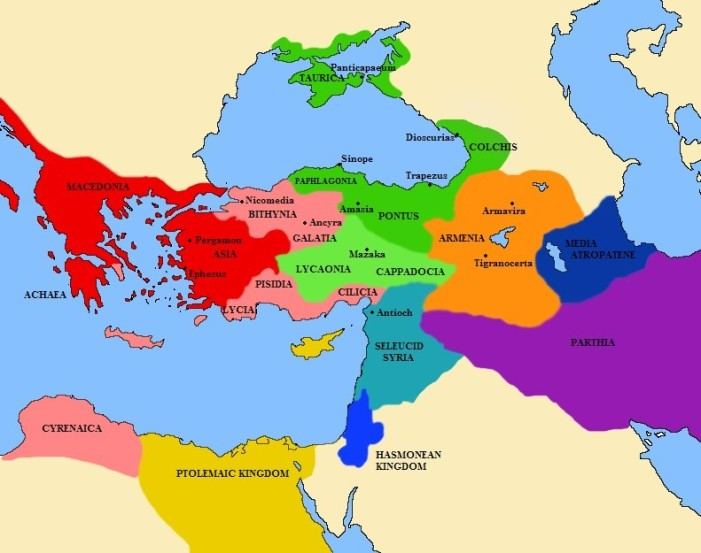 Ελληνιστικά βασίλεια