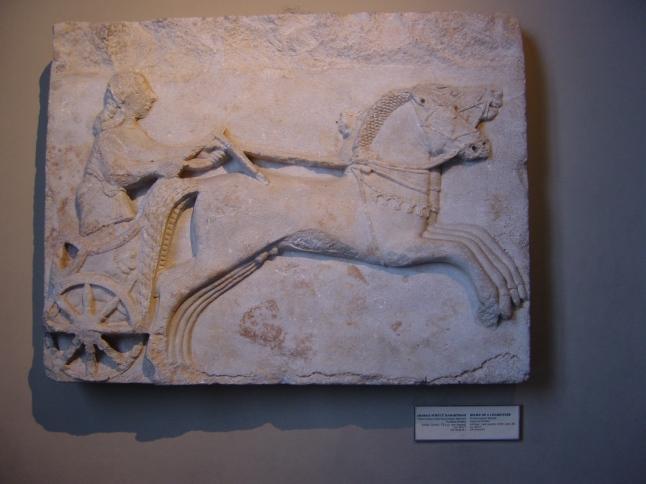 Αρχαϊκό άρμα_Κύζικος_6ος αιώνας π.Χ