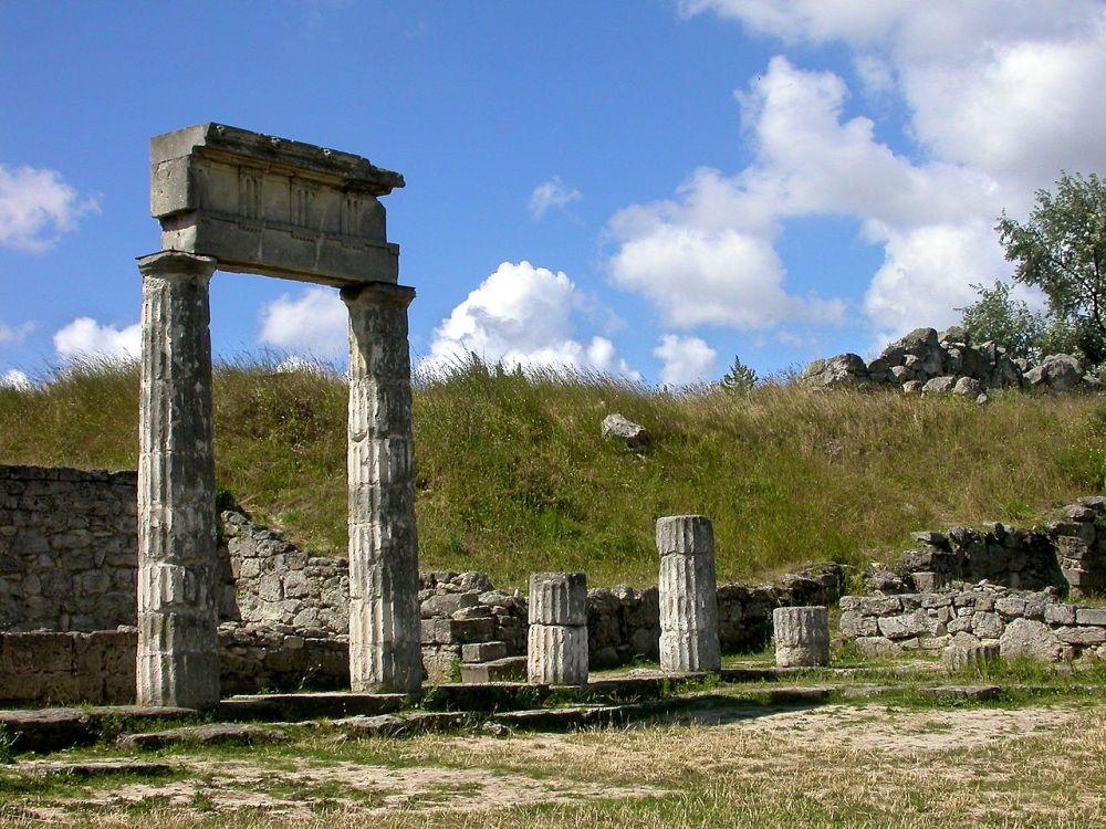 Πρυτανείο _ Παντικάπαιο _ 6ος αι. π.Χ.