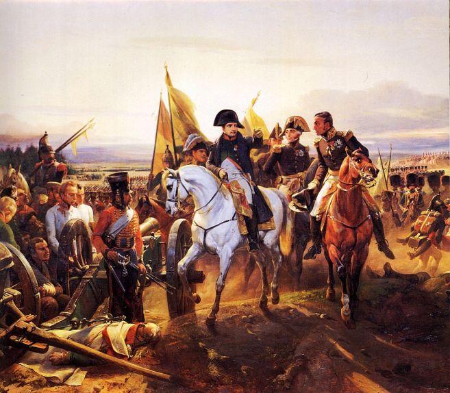 Ο Ναπολέων στο Friedland