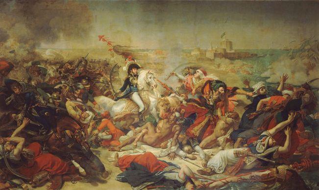 Μάχη του Aboukir_πίνακας του Antoine-Jean Gros