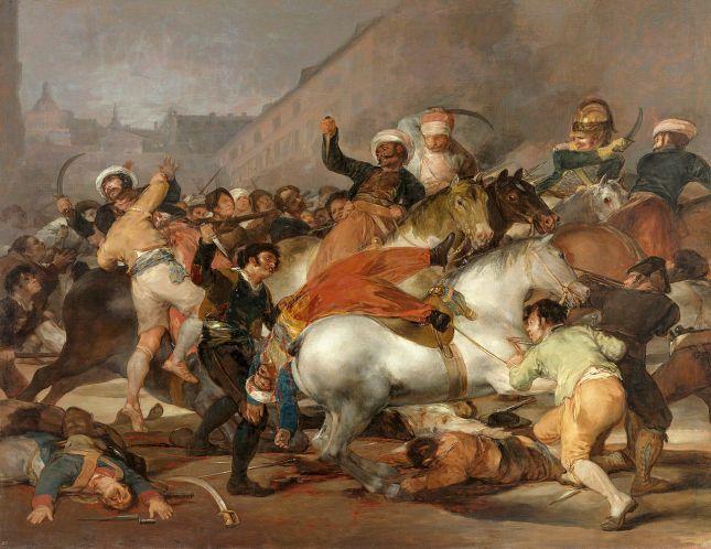 Ιβηρικός πόλεμος_η επίθεση των Μαμελούκων