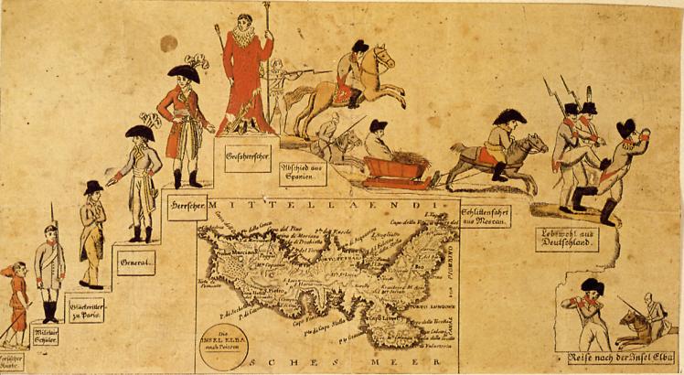 Ο χάρτης της Έλβα στο σκίτσο