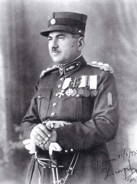 Υποστράτηγος Χαράλαμπος Κατσιμήτρος_διοικητής VIII Μεραρχίας