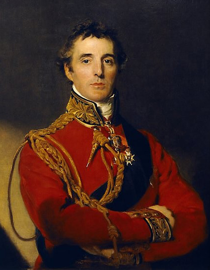 Sir Arthur Wellesley_1st Duke of Wellington