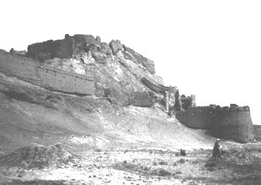Ερείπια της αρχαίας πόλης Πούρα, πρωτεύουσας της Γεδρωσίας