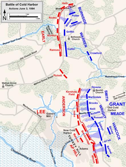 Μάχη Cold Harbor