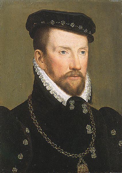Ναύαρχος Gaspard II de Coligny