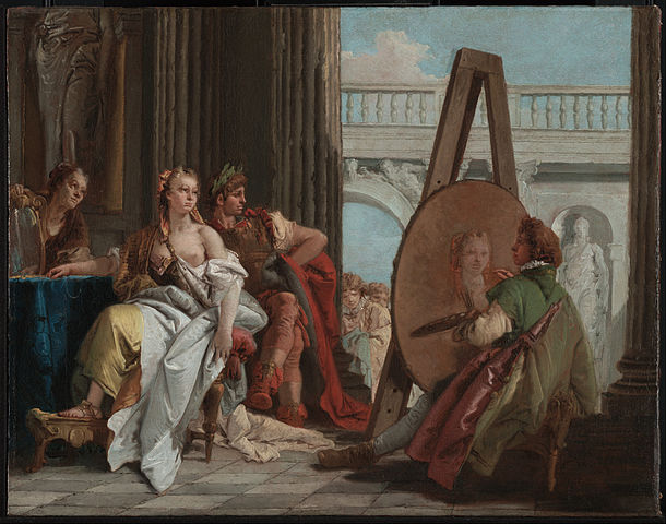 610px-Giovanni_Battista_Tiepolo_(Italian_-_Alexander_the_Great_and_Campaspe_in_the_Studio_of_Apelles_-_Google_Art_Project