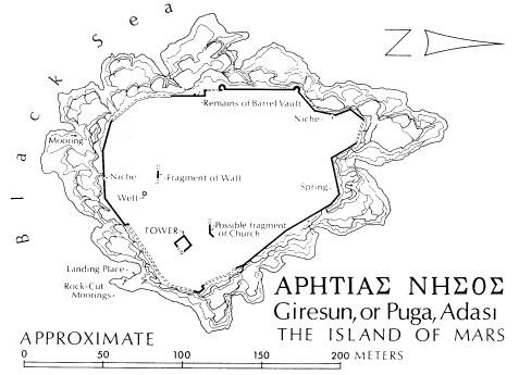 Αρήτια νήσος