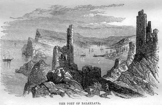 Το λμάνι της Μπαλακλάβα