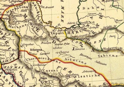 Xάρτης της Μηδίας (wikipedia)