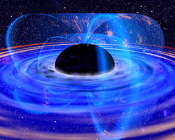 Οι μαύρες τρύπες και το παράδοξο της χαμένης πληροφορίας -Αλέξης Δεληβοριάς Ίδρυμα Ευγενίδου
