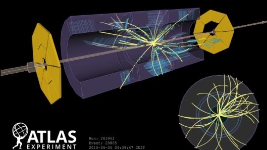 Courtesy of ATLAS collaboration