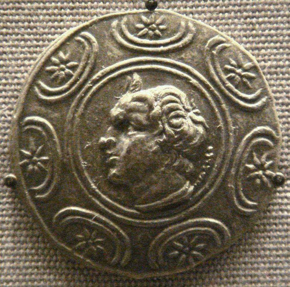 Νόμισμα Αντιγόνου Γονατά_Βρετανικό μουσείο_wikipedia