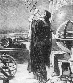 Ίππαρχος της Νικαίας (περ. 190-120 π.Χ) Αρχαίος Έλληνας αστρονόμος, μαθηματικός πηγή: NNDB