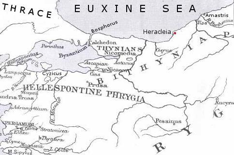 Ηράκλεια και περίχωρα κατά την Ελληνιστική περίοδο