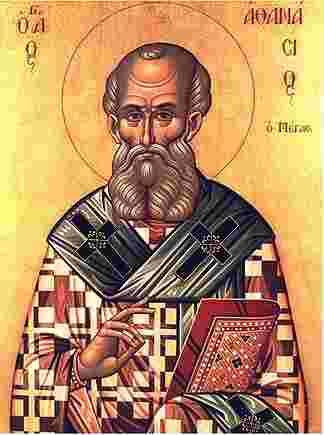 Μέγας Αθανάσιος - Πατριάρχης Αλεξανδρείας