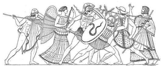Αχιλλέας εναντίον Τήλεφου